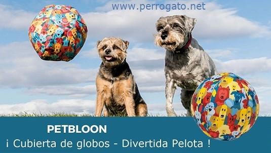 JUGUETE PETBLOON Y REPUESTO