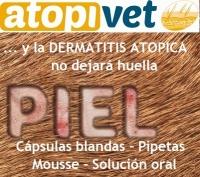 ATOPIVET ® DERMATITIS ATOPICA SIN HUELLA