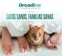 BROADLINE ® Antiparasitario en Pipetas para Gatos