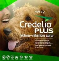 CREDELIO PLUS - NUEVO ANTIPARASITARIO INTERNO Y EXTERNO PARA PERROS