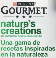 GOURMET NATURE´S CREATIONS Comida para Gatos