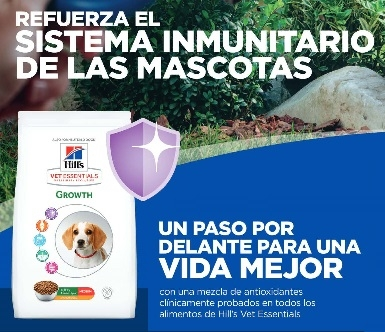 HILL´S VETESSENTIALS PUPPY GROWTH ® Pienso para Perros