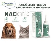 NACOTIL - OTICO PARA PERROS Y GATOS