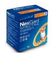 NOVEDAD: NEXGARD SPECTRA 15 COMPRIMIDOS