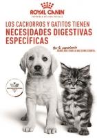 ROYAL CANIN - CACHORROS Y GATITOS
